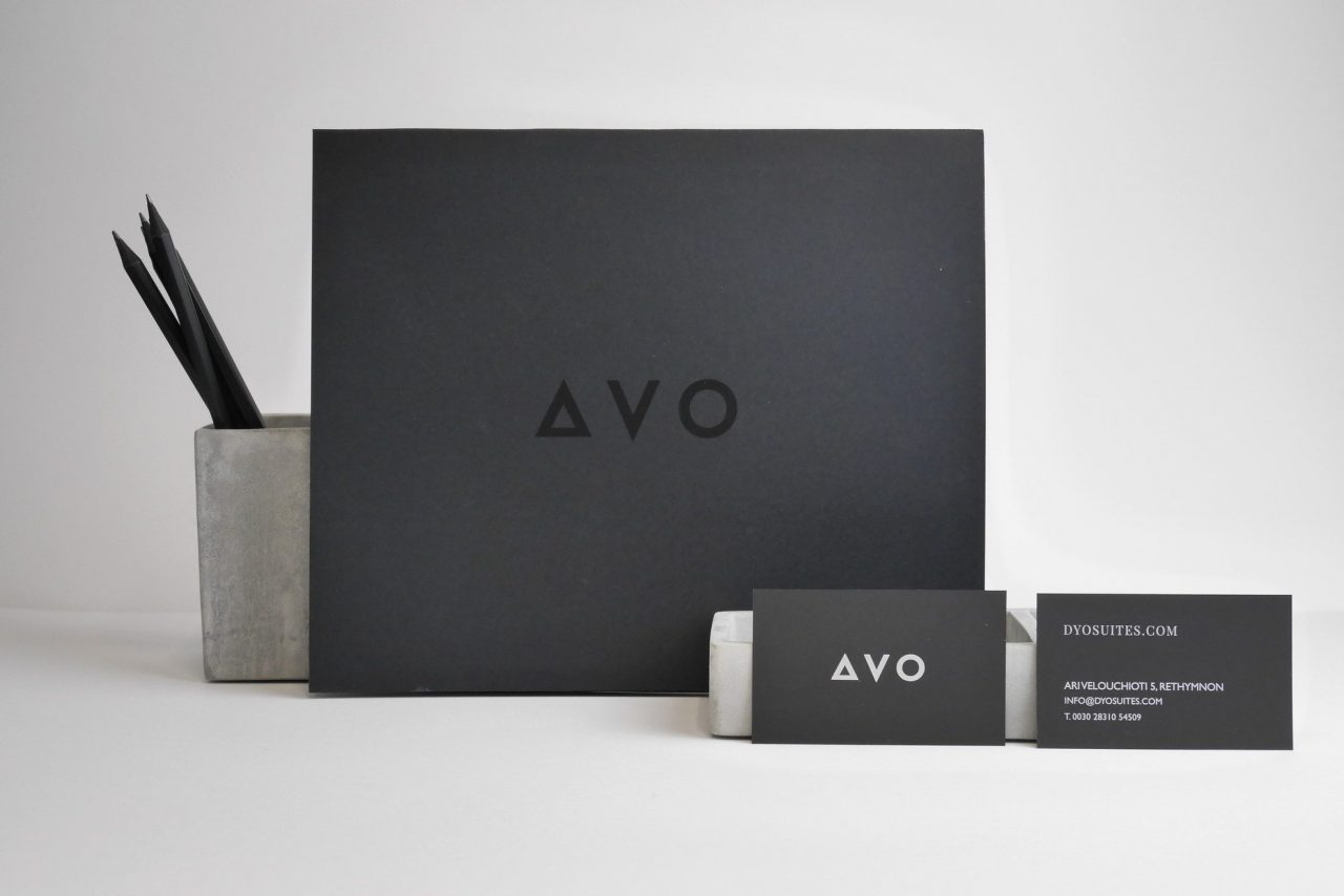 Dyo Suites - Welcome Pack - Branding