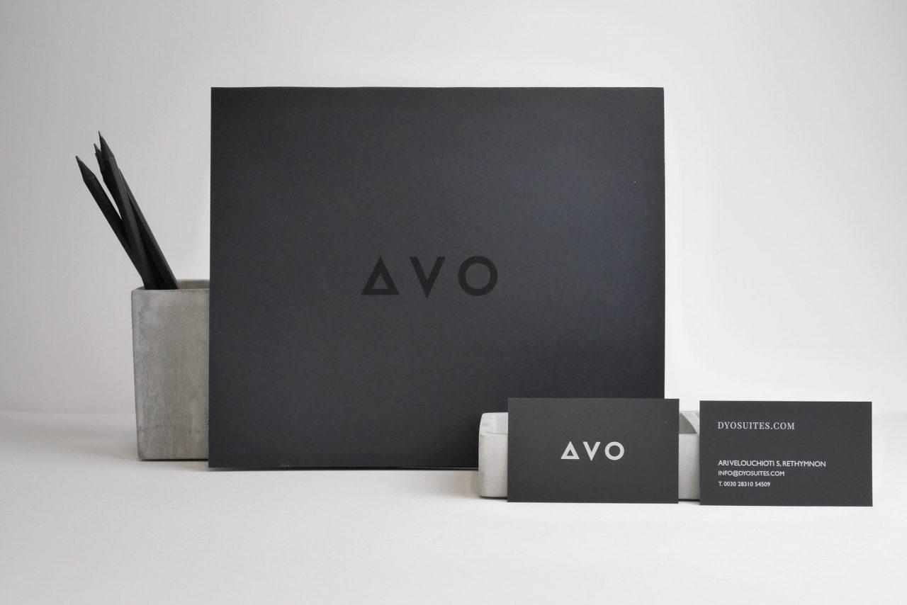 Dyo Suites - Πακέτο καλοσωρίσματος - Branding