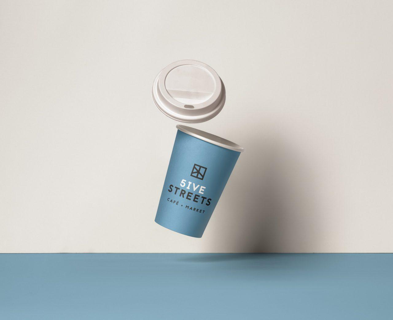 Five Streets Cafe - Branding