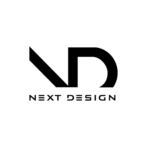 Next Design Architecture - Logo Design