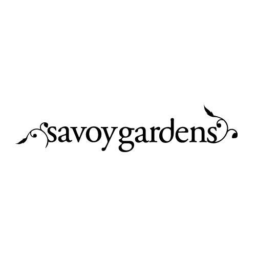 Savoy Gardens - Logo Design