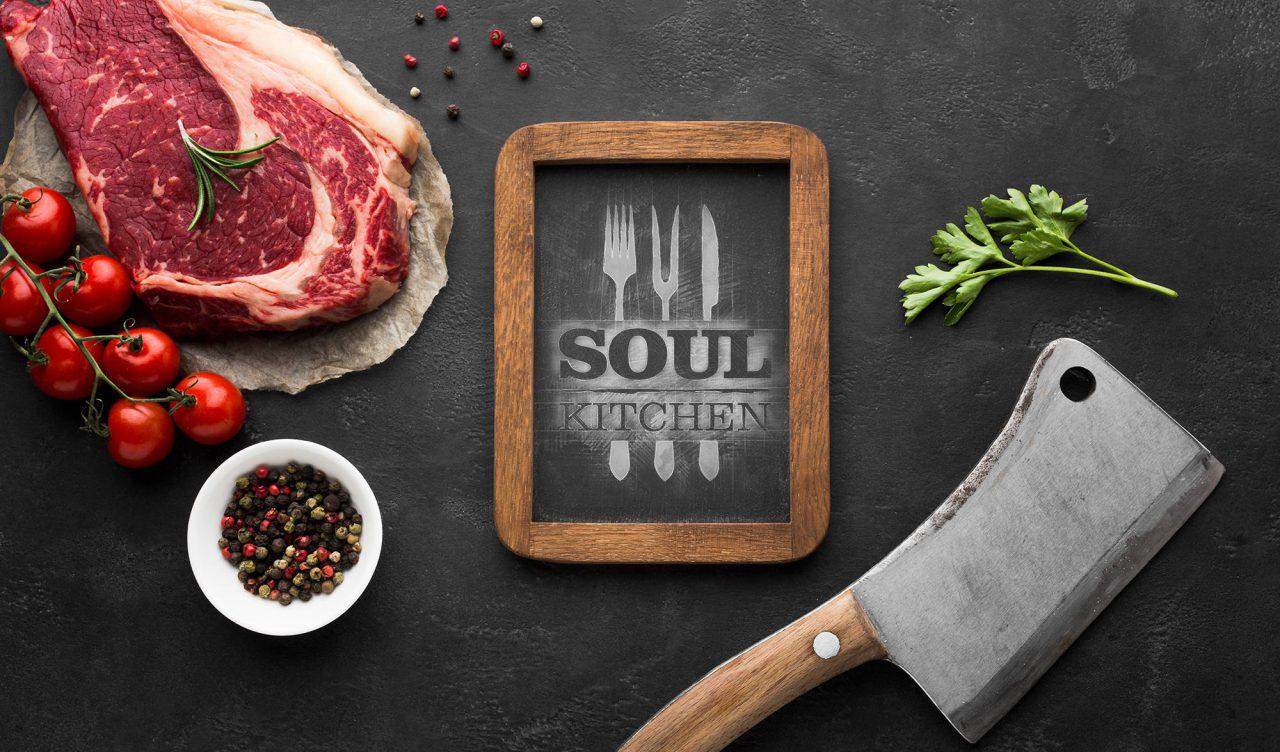 Soul Kitchen Reasturant - Branding