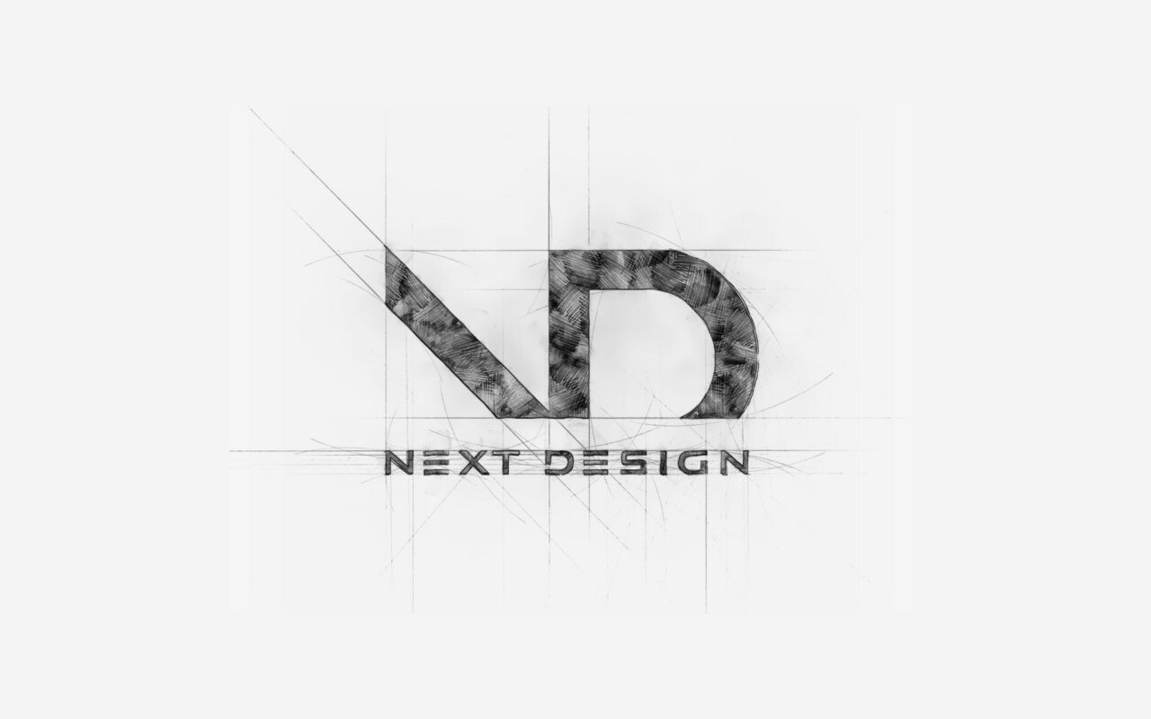 Next Design Brand Identity